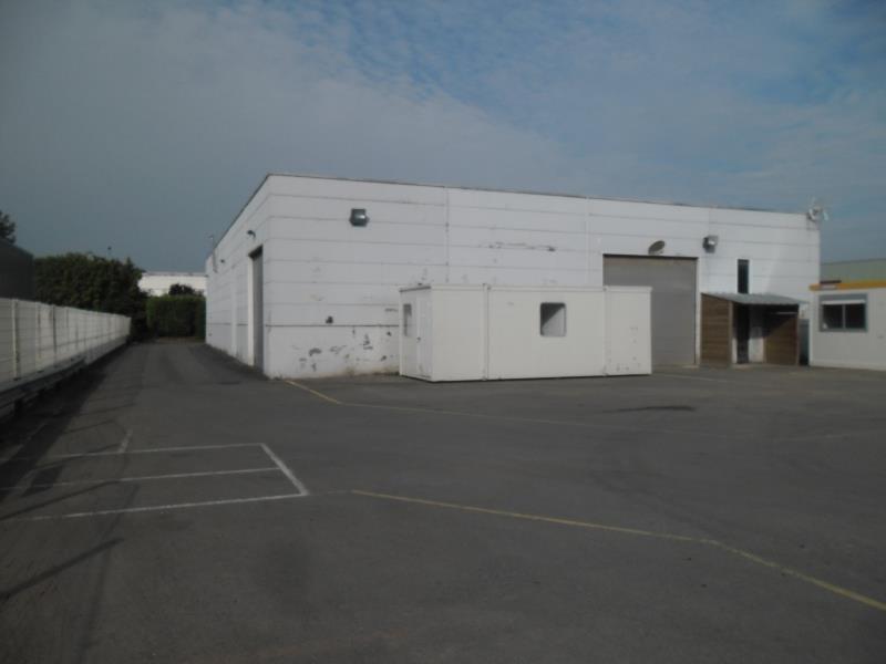 Location Local d'activités / Entrepôt Fretin 0