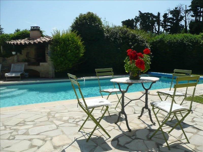 Престижная продажа дом Loriol du comtat 619000€ - Фото 2