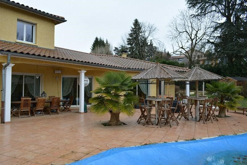 Vente de prestige maison / villa Limonest 695000€ - Photo 2