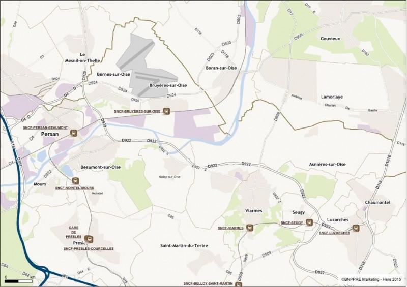 Location Local d'activités / Entrepôt Bruyères-sur-Oise 0