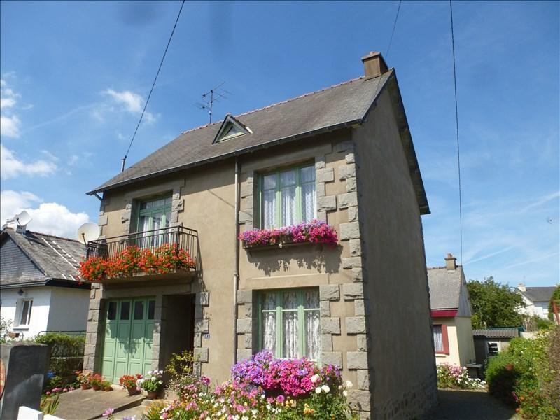 Vente maison / villa St brieuc 116820€ - Photo 1