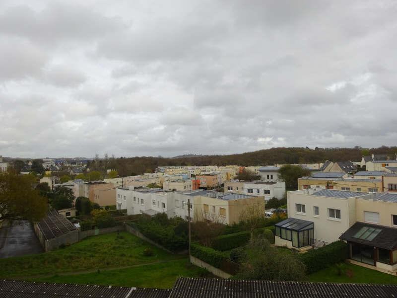 Sale apartment Brest 86000€ - Picture 3