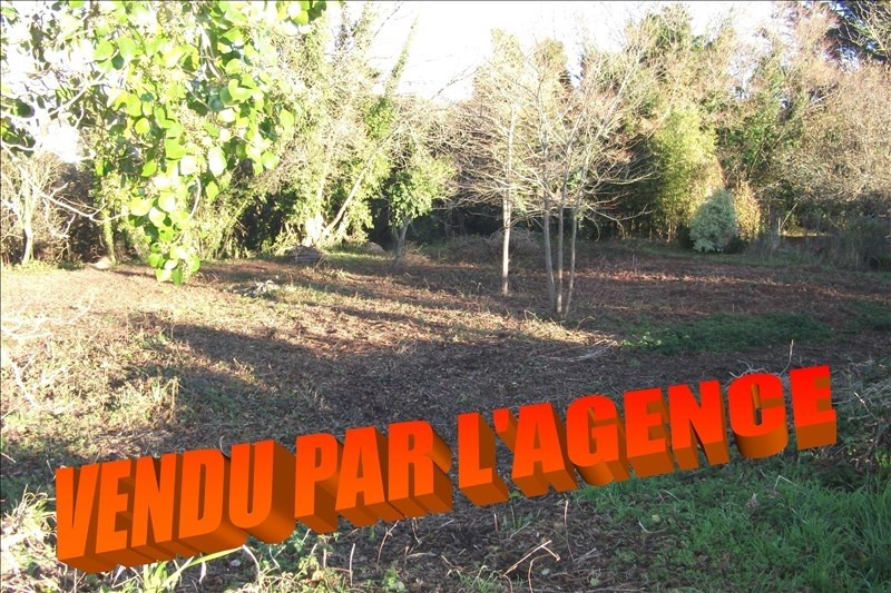 Sale site Esquibien 32 100€ - Picture 1