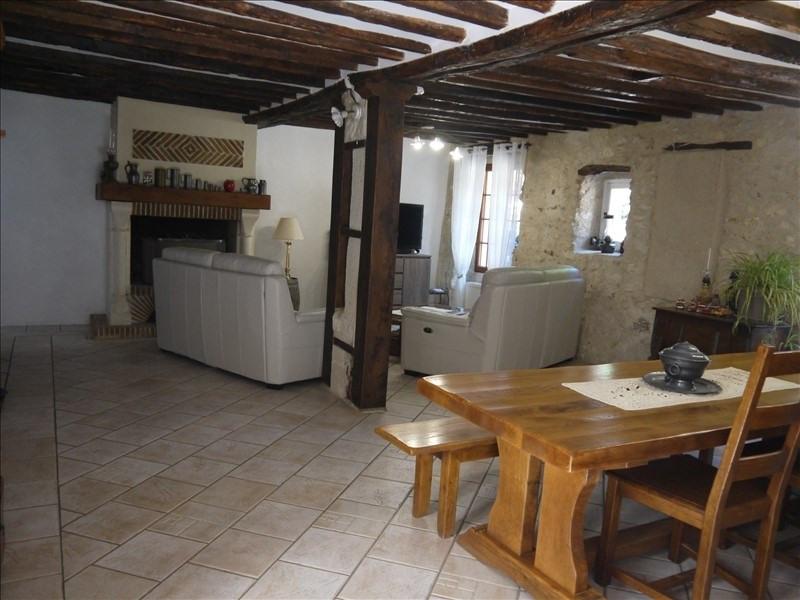 Venta  casa Fontenay mauvoisin 360000€ - Fotografía 3