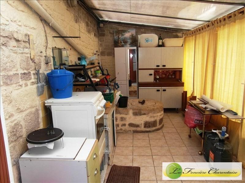 Vente maison / villa Ruffec 101500€ - Photo 10
