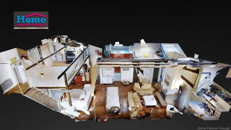 Sale apartment Nanterre 530000€ - Picture 1
