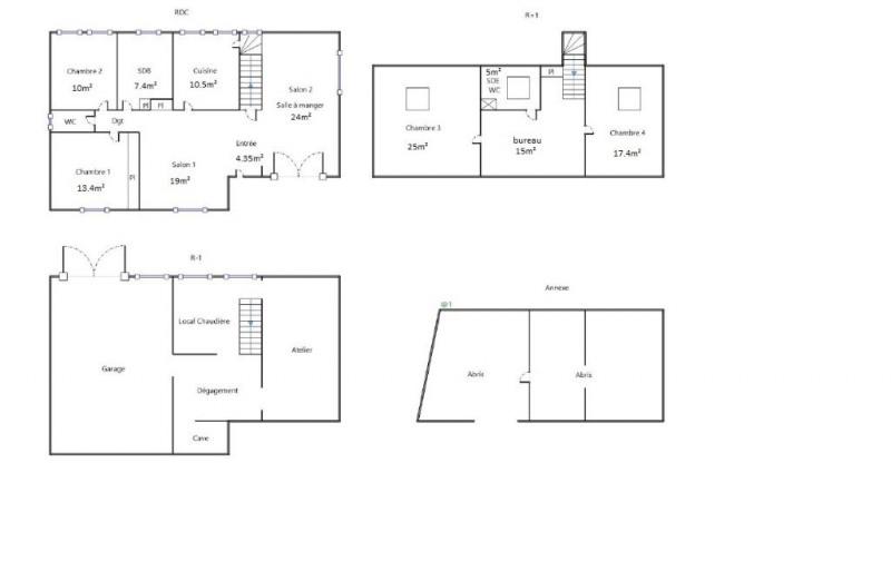Sale house / villa Dammarie les lys 356900€ - Picture 5