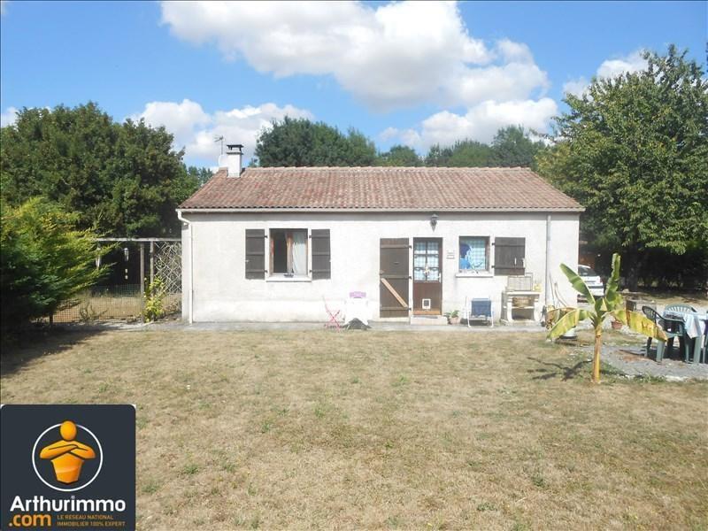 Vente maison / villa Chives 84000€ - Photo 1