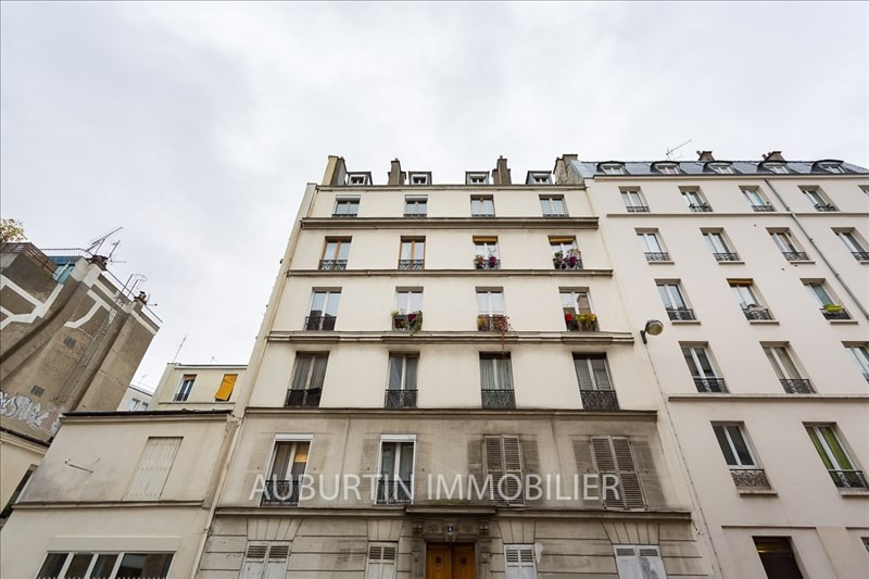 Venta  apartamento Paris 18ème 210000€ - Fotografía 7