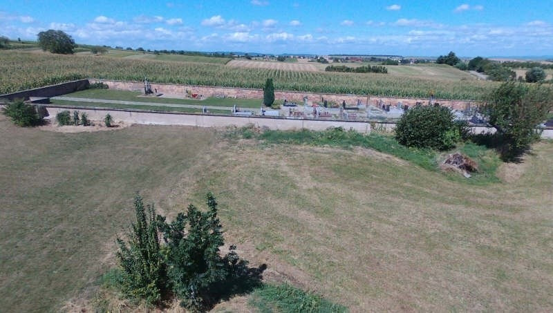 Sale site Wasselonne 142000€ - Picture 1