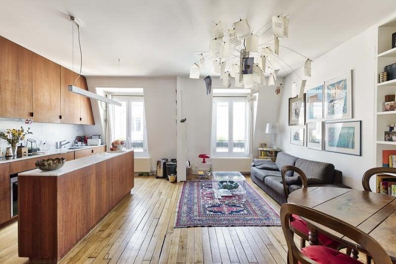 Sale apartment Paris 11ème 845000€ - Picture 1