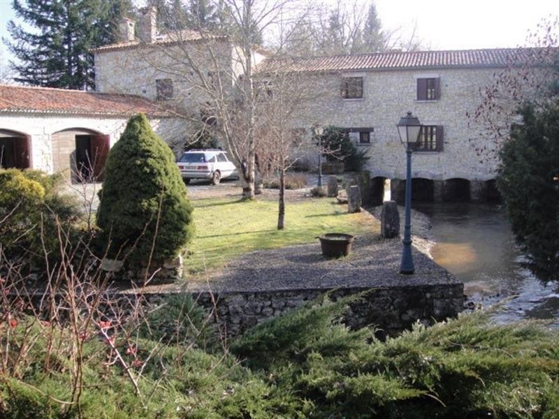 Sale house / villa St vallier 525000€ - Picture 1