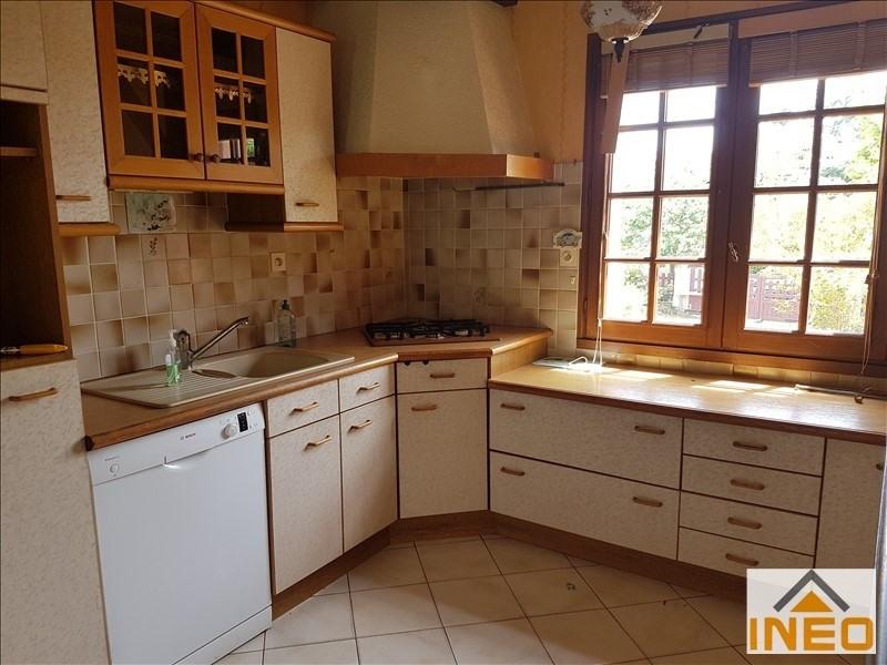 Vente maison / villa Hede 261700€ - Photo 5