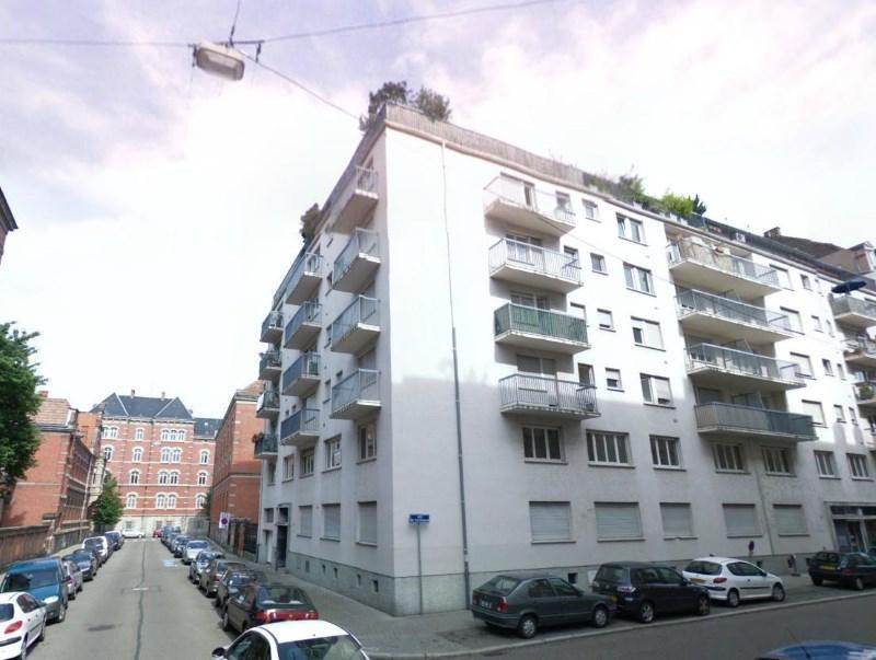 Vermietung wohnung Strasbourg 546€ CC - Fotografie 3