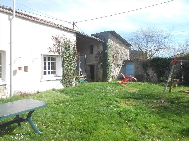 Sale house / villa Aulnay 124605€ - Picture 9