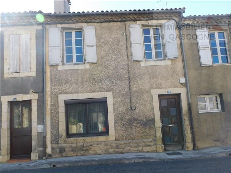 Vente maison / villa Pavie 84000€ - Photo 1
