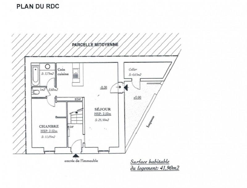 Vente immeuble Carcassonne 165000€ - Photo 1