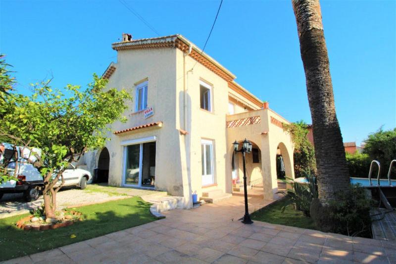 Sale house / villa Cagnes sur mer 490000€ - Picture 1