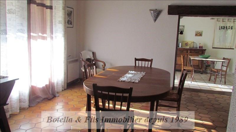 Vente maison / villa Goudargues 267500€ - Photo 4