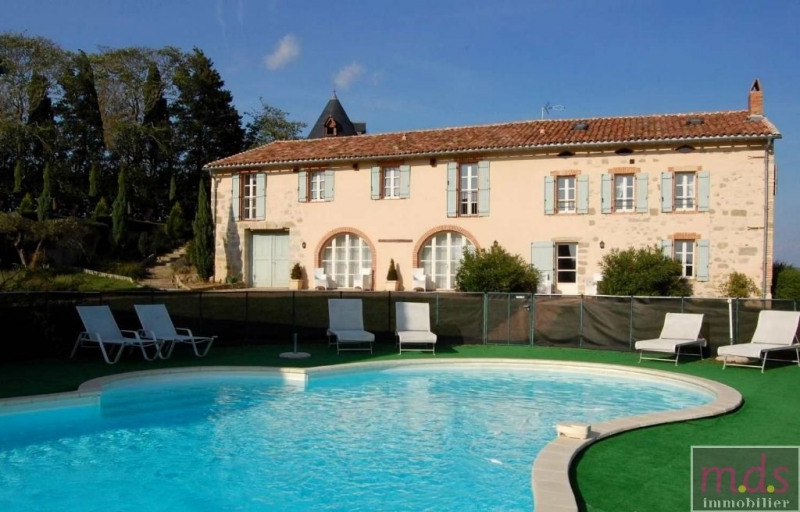 Deluxe sale house / villa Lavaur secteur 895 000€ - Picture 1