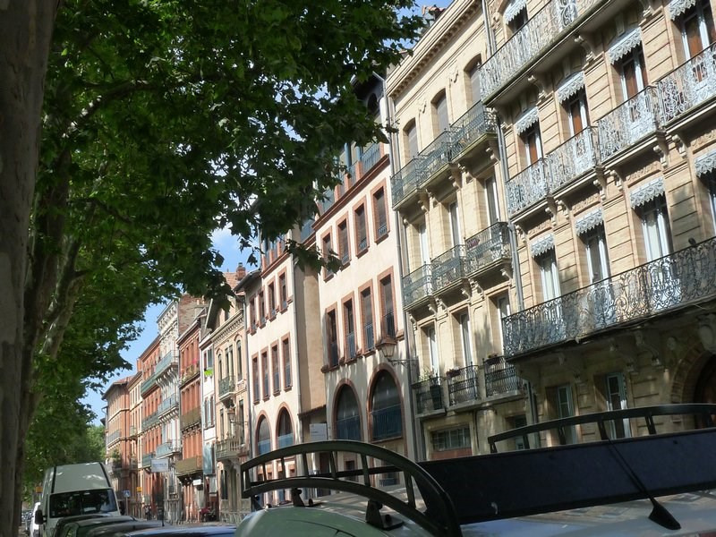 Sale apartment Toulouse 295 000€ - Picture 2