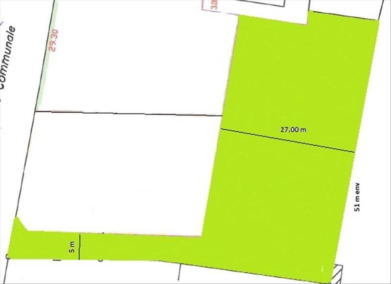 Vente terrain Esquibien 34240€ - Photo 2