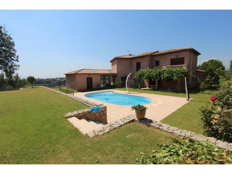 Vente de prestige maison / villa Nice 1250000€ - Photo 1