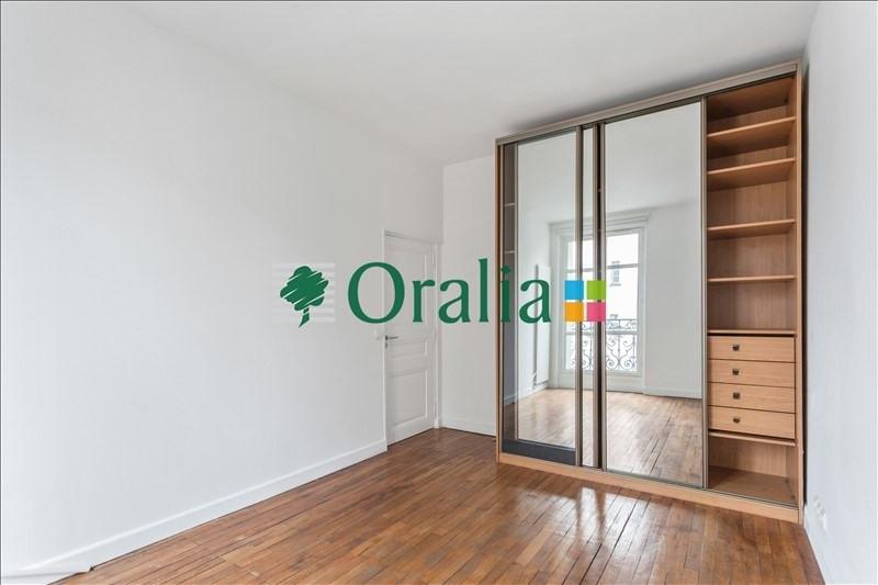 Vente de prestige appartement Paris 16ème 1480000€ - Photo 8