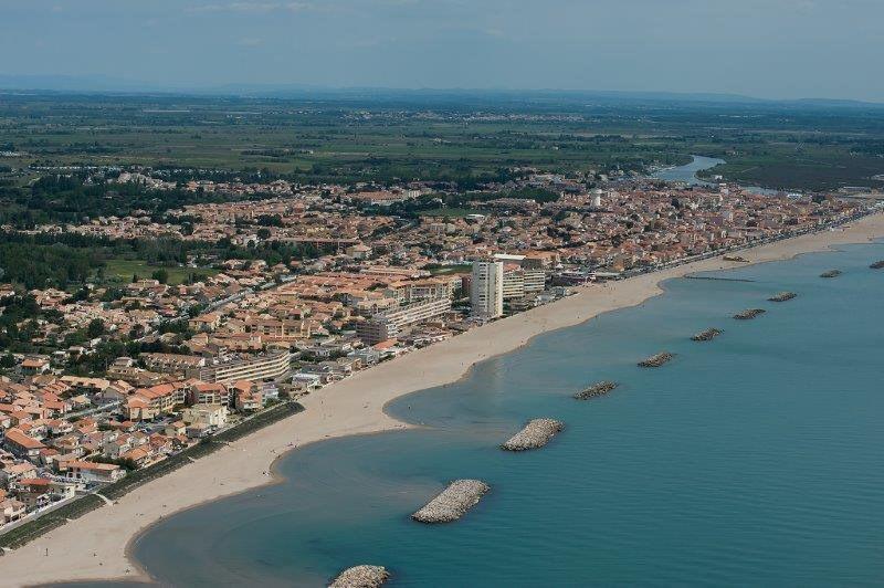 Vente appartement Valras-plage 130000€ - Photo 1