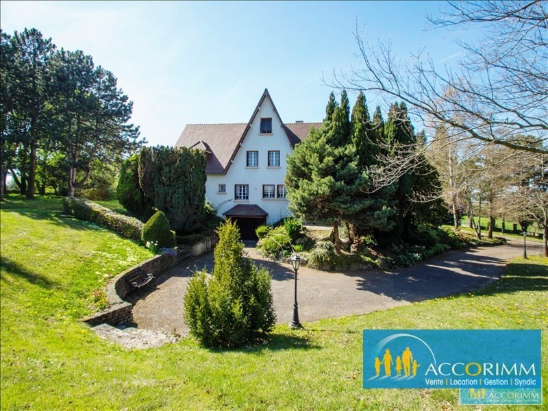 Vente de prestige maison / villa Chaponnay 599000€ - Photo 1