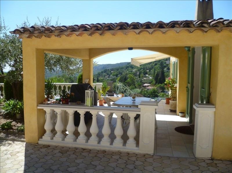 Vente de prestige maison / villa Le tignet 675000€ - Photo 10