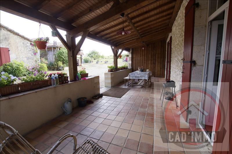 Sale house / villa Fonroque 276000€ - Picture 7