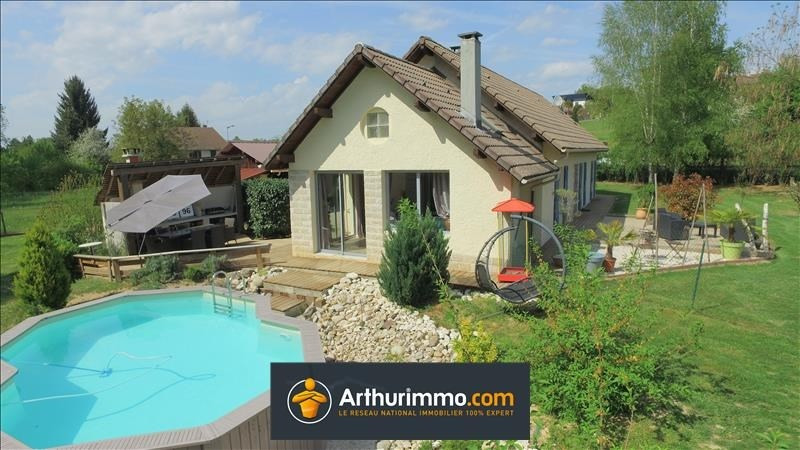 Sale house / villa Les avenieres 236 500€ - Picture 1