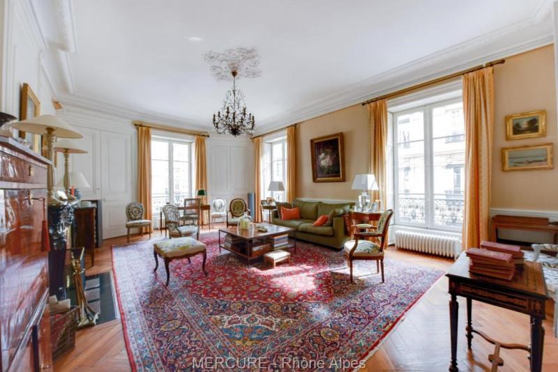 Deluxe sale apartment Lyon 2ème 1320000€ - Picture 1