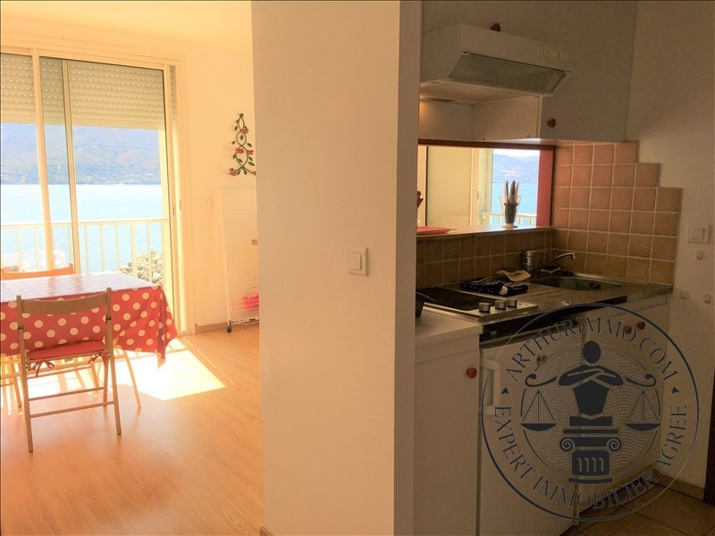 Sale apartment Calcatoggio 79 000€ - Picture 2