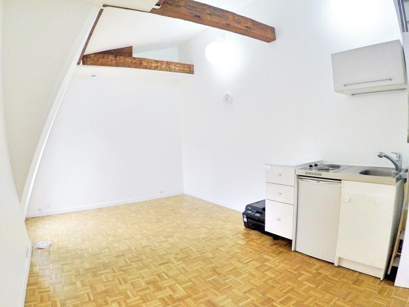 Investment property apartment Paris 9ème 240000€ - Picture 1