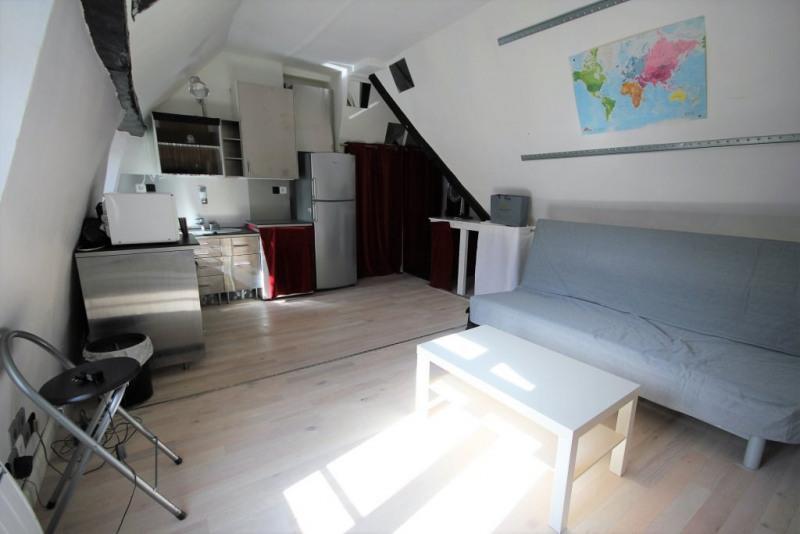 Rental apartment Paris 1er 1490€ CC - Picture 2