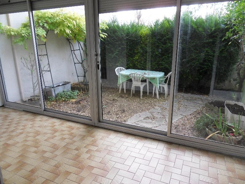 Rental apartment Franconville 773€ CC - Picture 1