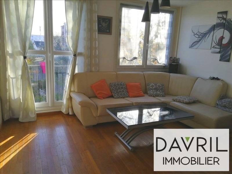 Sale apartment Conflans ste honorine 191000€ - Picture 1