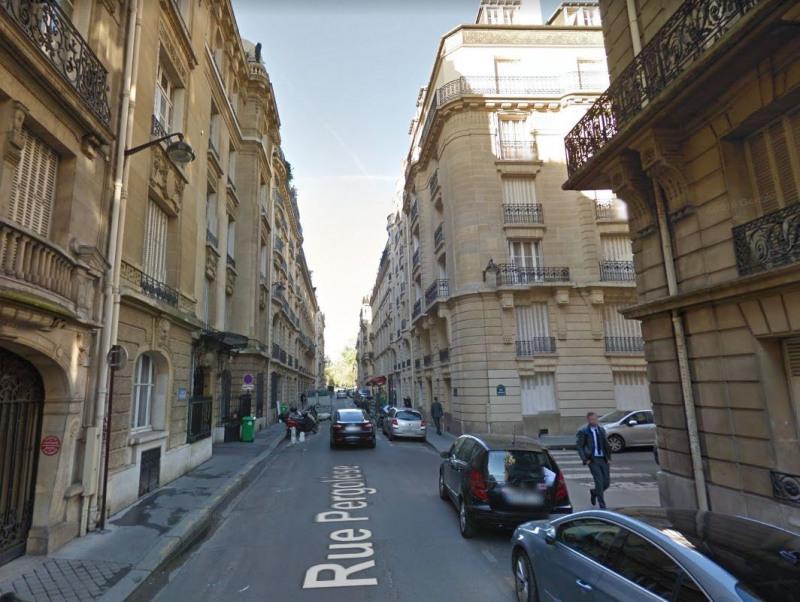 Vente appartement Paris 16ème 90000€ - Photo 7