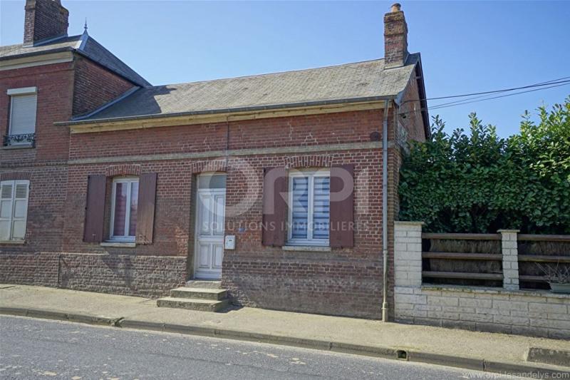 Sale house / villa Les thilliers-en-vexin 107000€ - Picture 1