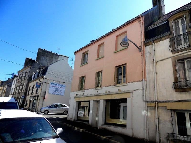 Sale building Douarnenez 207675€ - Picture 1