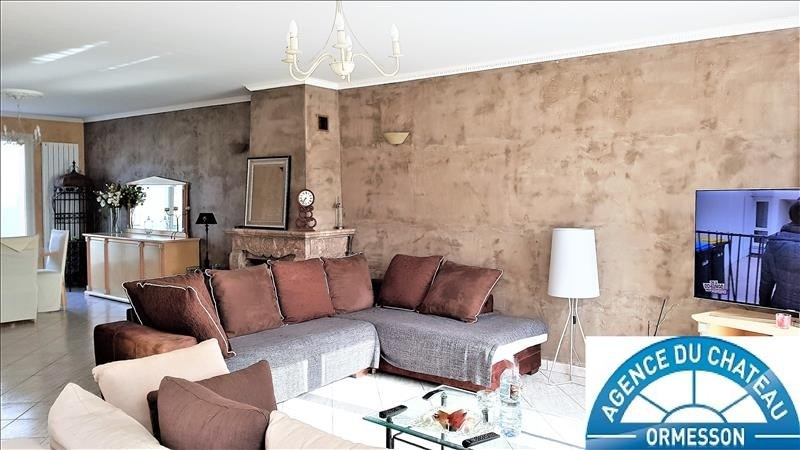 Vente maison / villa Ormesson sur marne 520000€ - Photo 1