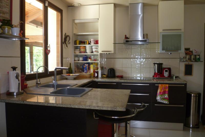 Sale house / villa Montlignon 525000€ - Picture 2