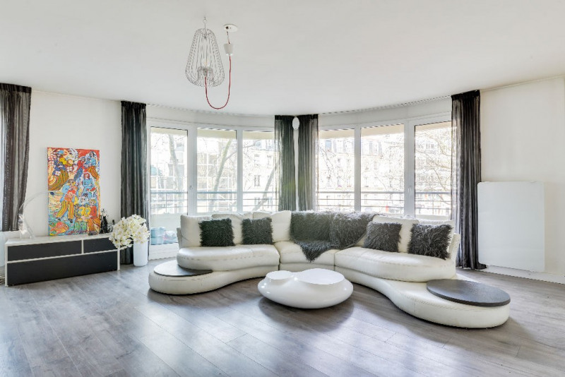 Deluxe sale apartment Boulogne billancourt 1050000€ - Picture 2
