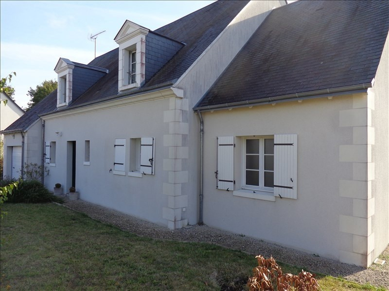 Sale house / villa La chaussee st victor 368000€ - Picture 6