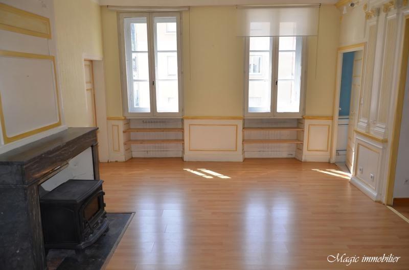 Location appartement Nantua 433€ CC - Photo 1