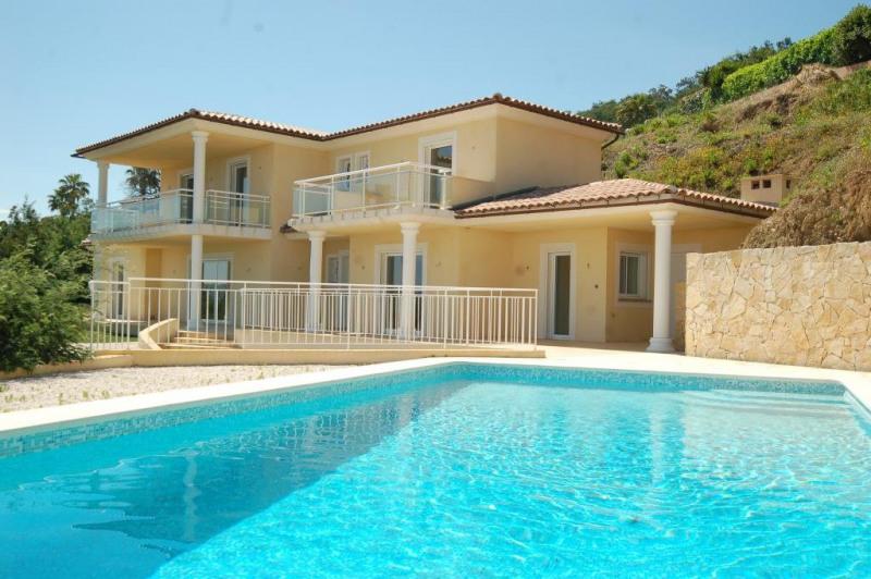 Vente de prestige maison / villa Mandelieu-la-napoule 1785000€ - Photo 1