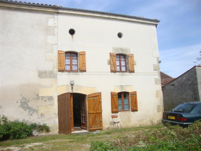 Vente maison / villa Brizambourg 164300€ - Photo 3