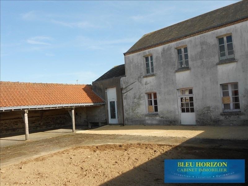 Sale house / villa St meme le tenu 117000€ - Picture 1